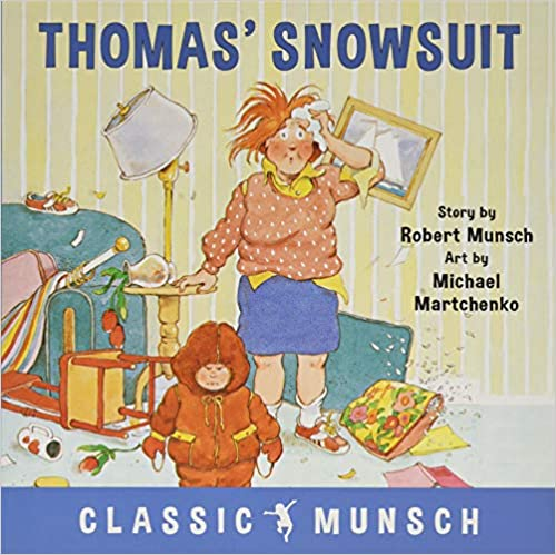 Thomas Snowsuit