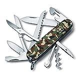 Victorinox Swiss Army Canada - Sports Huntsman Pocket Knife, Camo