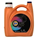 Tide Total Care He Renewing Rain Scent Liquid Laundry Detergent 150 Fl Oz (Pack of 4)