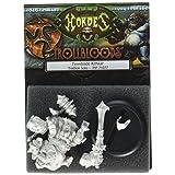 Hordes: Trollblood Fennblade Kithkar Solo (White Metal)