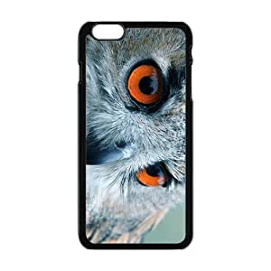 Nigh Owl Hight Quality Plastic Case for Iphone 6plus