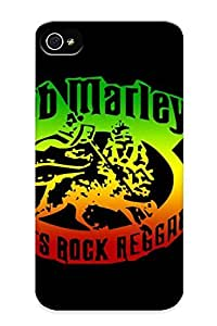 Inthebeauty 80fe3e03260 Case For Iphone 4/4s With Nice Rasta Appearance