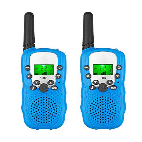 3-12 Year Old Boys Toy Gifts, BFYWB Kids Walkie Talkie Best Gift for Kids 3-12 Year Old Boy Gifts Toys for 3-12 Year Old Boys Toys 2019 Christmas Gifts]()