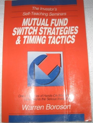 Download Mutual Fund Switch Strategies And Timing Tactics The