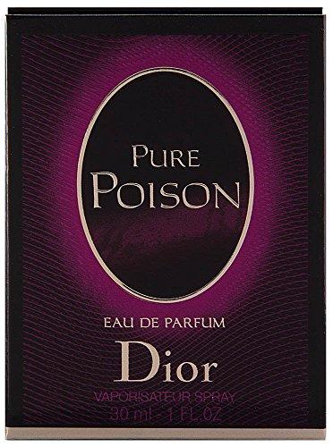 1 Ounce Pure Parfum - Dior Pure Poison Eau de Parfum Spray for Women, 1 oz