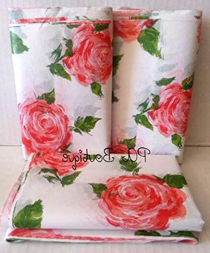 """Pink Flowers Roses Rose Garden Gift Tissue Paper -10 Large Sheets 20/"""" x 30/"""""""