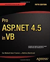 Pro ASP.NET 4.5 in VB, 5th Edition Front Cover