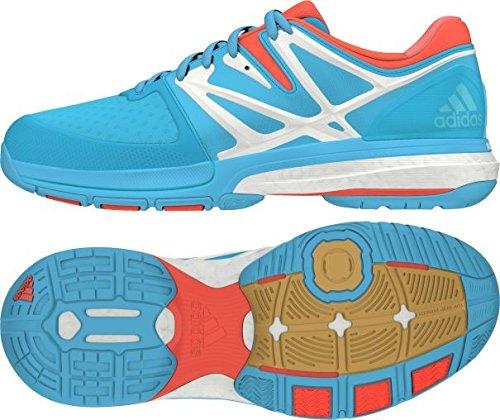 Mujer B27238 Para Zapatillas Azul Adidas Naranja qtdgROaxOw