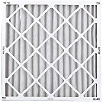 BestAir BA2-2020-8 Furnace Filter, 20 x 20 x 2, MERV 8, 6 pack