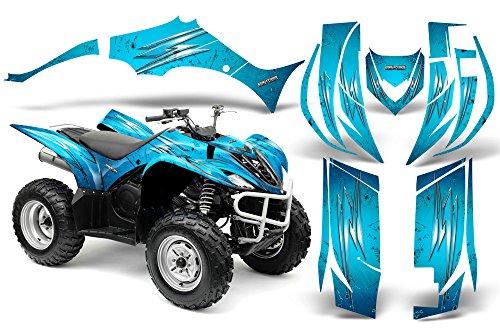 CreatorX Yamaha Wolverine 2006-2012 Graphics Cold Fusion Blue Ice -  CXAMZ008375