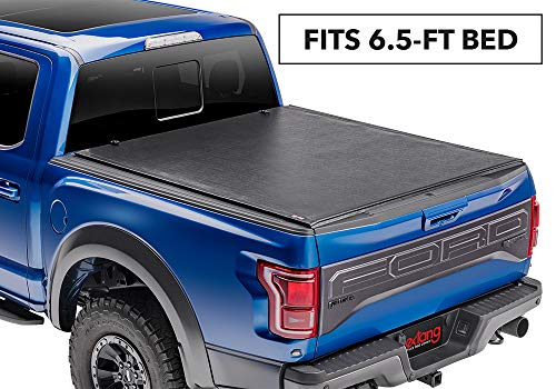 Extang Revolution Roll-up Truck Bed Tonneau Cover | 54450 | fits Chevy/GMC Silverado/Sierra 1500 (6 1/2 ft) 2014-18, 2500/3500HD - 2015-18, 2019 Silverado 1500 Legacy & 2019 Sierra 1500 Limited
