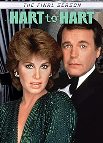 Hart To Hart: The Final Season (Hart To Hart Dvd Complete Series)
