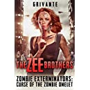 The Zee Brothers: Curse of the Zombie Omelet!: Zombie Exterminators Vol.1 Standard Edition