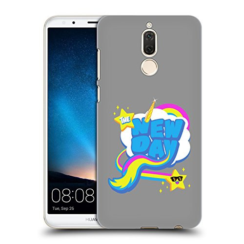 Official WWE Rainbow The New Day Hard Back Case for Huawei Mate 10 - Back Rai Wwe