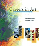 img - for Careers In Art: An Illustrated Guide by Gerald Brommer (1999-06-30) book / textbook / text book