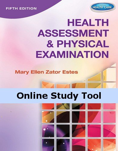 Health Assessment Software - CourseMate for Estes' Health Assessment and Physical Examination, 5th Edition