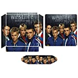 Westlife ClassicMatte Vinyl Decal Cover for PS4 Slim