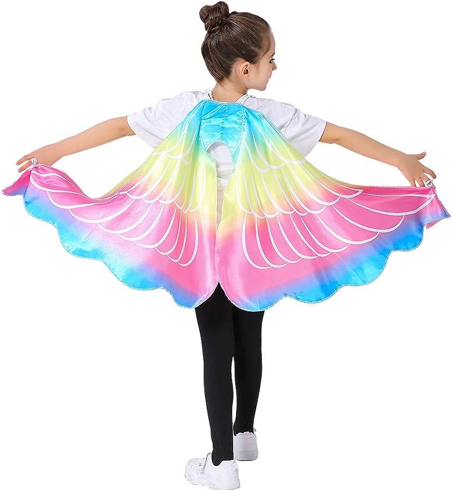 Seasons Unicorn Rainbow Cape Wing