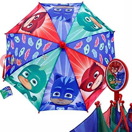 Umbrella - PJ Masks - Owlette Gekko Boys/Kids New 281936