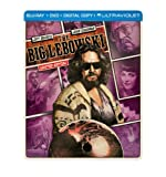 The Big Lebowski (Steelbook) (Blu-ray + DVD + Digital Copy + UltraViolet)