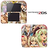 Rune Factory Decorative Video Game Decal Cover Skin Protector for Nintendo 2Ds
