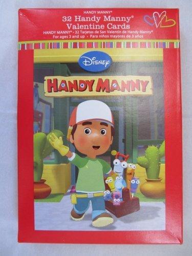 Handy Manny Valentines by Disney Playhouse