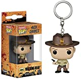 Walking Dead Rick Grimes: Pocket POP! Keychain x Vinyl Figure