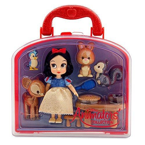 Disney Animators' Collection Snow White Mini Doll Playset 5 by Disney