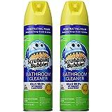 Scrubbing Bubbles Bathroom Cleaner Aerosol - Lemon - 20 oz - 2 pk
