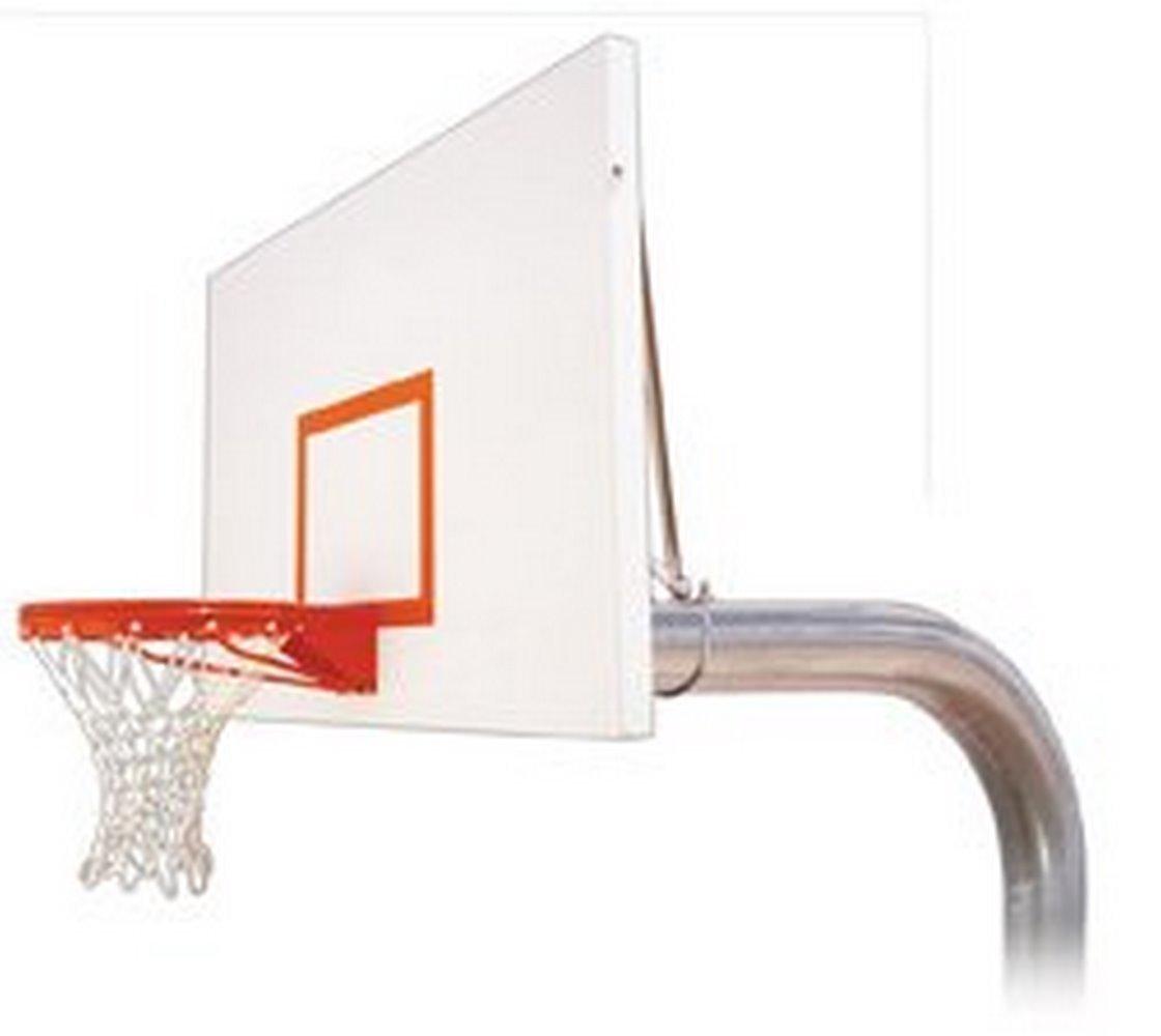 最初チームTyrant Excelスチールで地面固定高さバスケットボールsystem44 ;フォレストグリーン B01HC0EEV6
