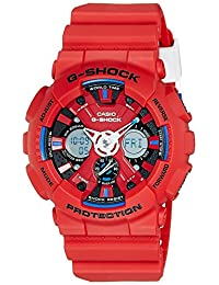 Casio Men's GA120TR-4A G-Shock Red Watch