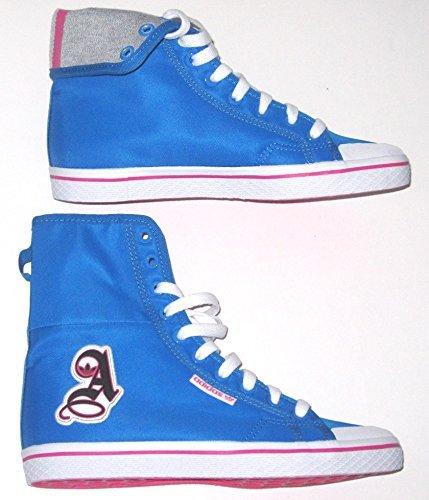 Damen Hi Sneakerblau Honey q33727 W adidas vPN8nwOym0
