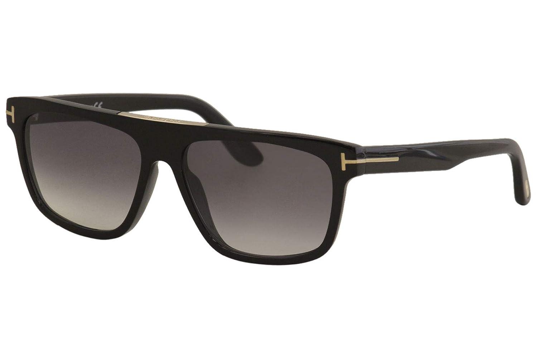 Sunglasses Tom Ford FT 0628 Cecilio- 02 01B shiny black/gradient smoke