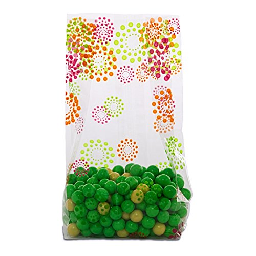 Blooming Dots Cello Bags 4