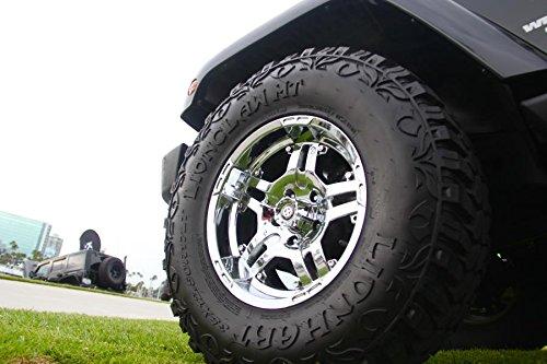 American Racing ATX Artillery Wheel