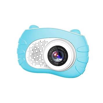 Seasaleshop cámara niños Mini Cámara Digital para niños, HD Pantalla de anuncios, Tarjeta de Memoria de Apoyo, Fotos y Video para Chicos y Chicas: ...