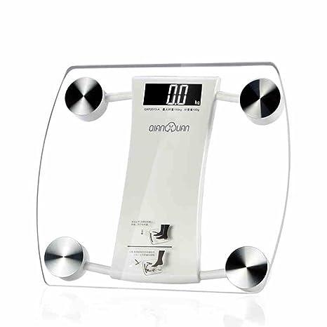 Balanzas de precisión de voz inteligente de la pérdida de peso adulto electrónico de la Salud
