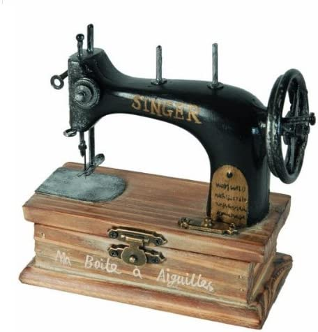 Recinto de agujas de máquina de coser Singer: Amazon.es: Hogar