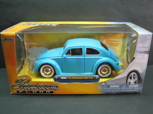 1/24 1959 VWビートル/ベビームーンホイル ブルー JD92374BL