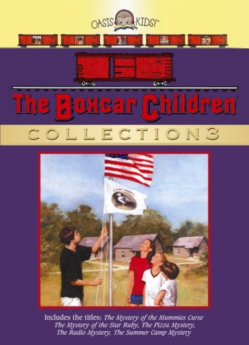 The Boxcar Children Collection, Vol. 3 by Oasis Audio