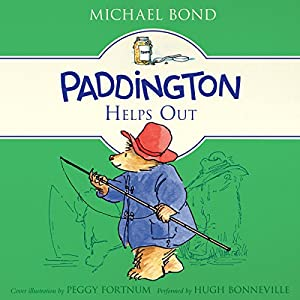 Paddington Helps Out Audiobook