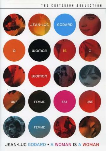 Jean Paul Femme - A Woman is a Woman (The Criterion Collection)