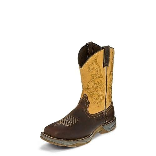 569688d6a46 Tony Lama Men's Junction Dusty Steel Toe 11