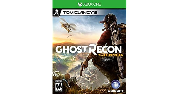 Amazon com: Tom Clancy's Ghost Recon Wildlands - Xbox One: Video Games