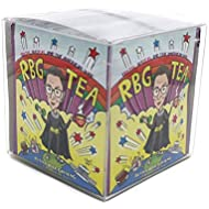 RBG Tea: Ruth Bader Ginseng (Ginsburg) Lemon Green Tea - PoliTEAcal. (20)