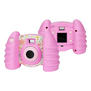 SHARESUN Cámara fotográfica/Video Digital para niños de ...