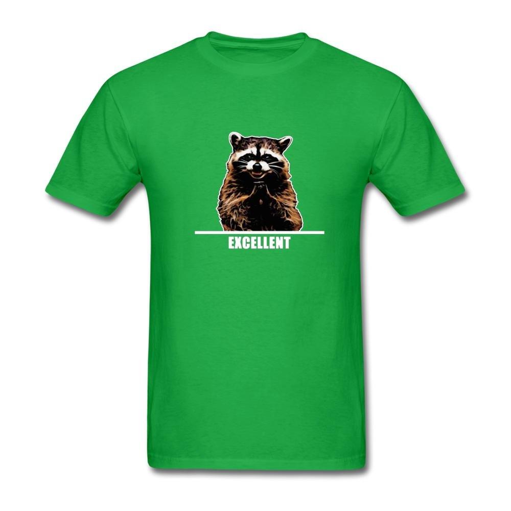 S S Evil Raccoon Tshirt Short Sleeve Tshirt