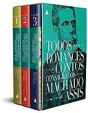 Box Todos os romances e contos consagrados