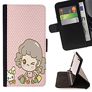 - Freaky Funny Pattern - - Premium PU Leather Wallet Case with Card Slots, Cash Compartment and Detachable Wrist Strap FOR Samsung Galaxy G360 G3608 G3606 King case