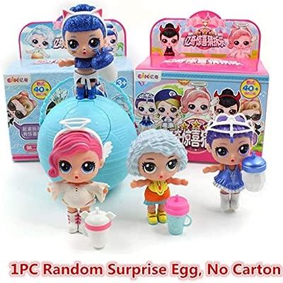 Muñeca Huwaioury Surprise, juguete de bolas sorpresa ...